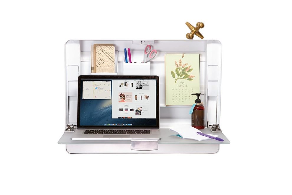 Hub27 The Workspace Wall-Mounted Workdesk (1)