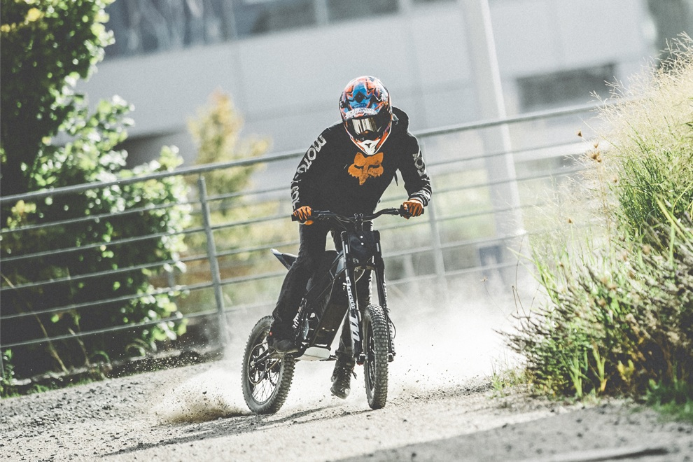 Kuberg Freerider Electric Bike (2)