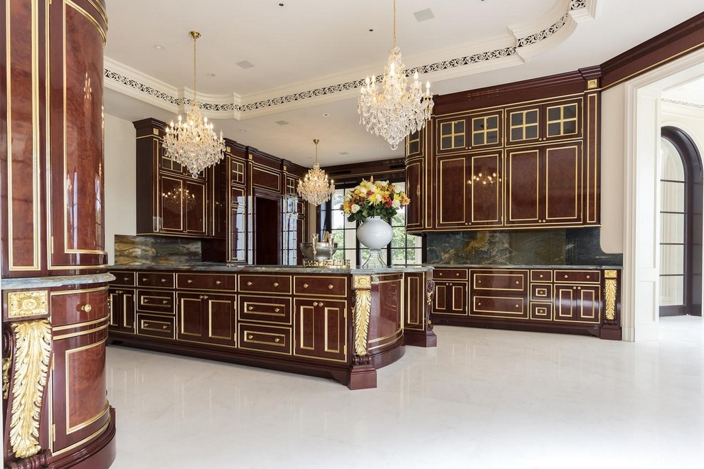 Get yourself le palais royal at hillsboro beach florida for Most expensive kitchen cabinets