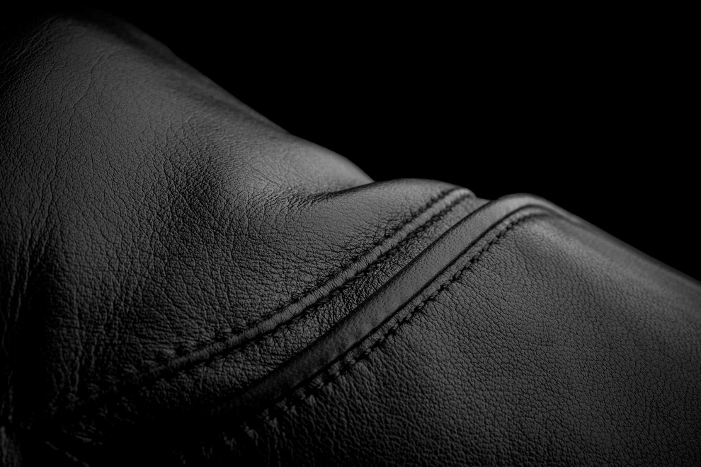 Leather Touchscreen Gloves (3)