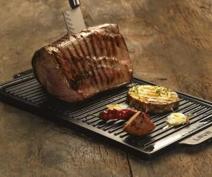 Lodge LPGI3 Cast-Iron Reversible GrillGriddle (1)