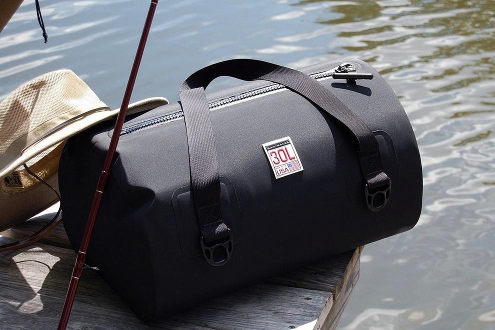 Mad Water Waterproof USA Duffel Bags (1)