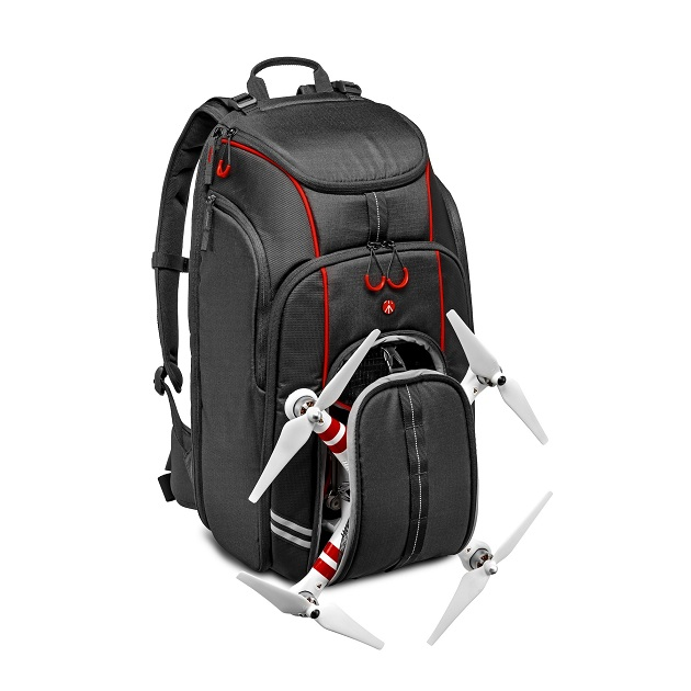 Manfrotto D1 is Backpack for Drones and DSLR (2)
