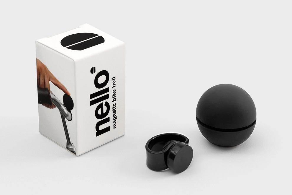 Nello Magnetic bike bell (3)