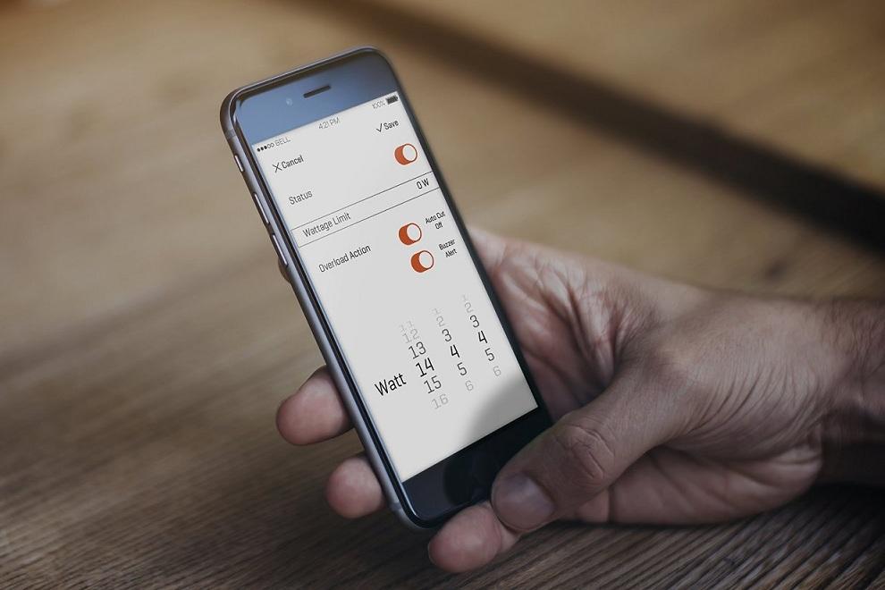 OORT SmartSocket Energy Meter (4)