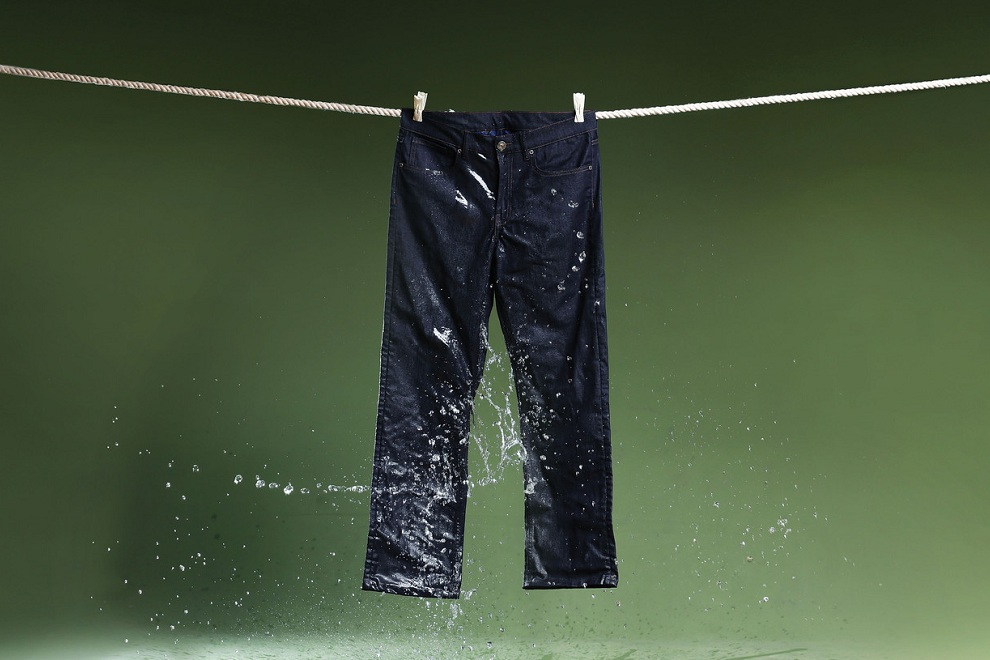 Odo Self-Cleaning Jeans & Tees That Never Stink or Stain