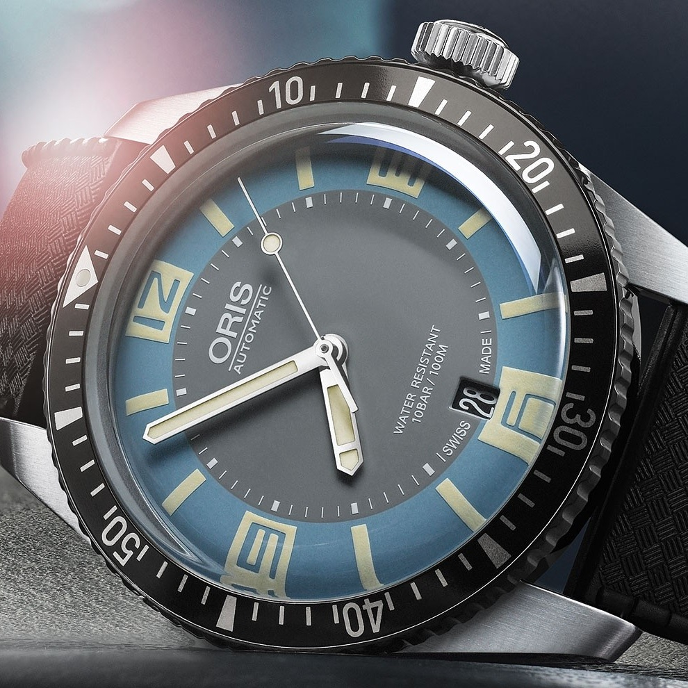 Oris Divers Sixty-Five (2)