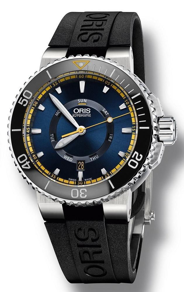 Oris Great Barrier Reef Limited Edition II (2)