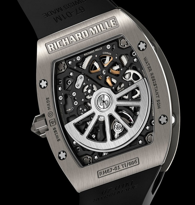 Richard Mille RM 67-01 Automatic Extra Flat Watch (5)