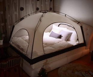 Room in Room - A Cozy Tent For Your Bedroom (1)