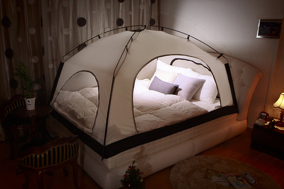 & Room in Room - A Cozy Bed-Tent - Bonjourlife
