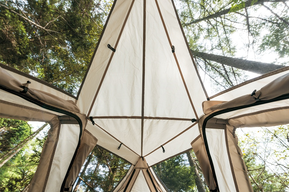Sky Nest Suspended Tent (2)