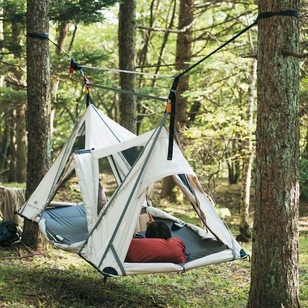 Sky Nest Suspended Tent (5)