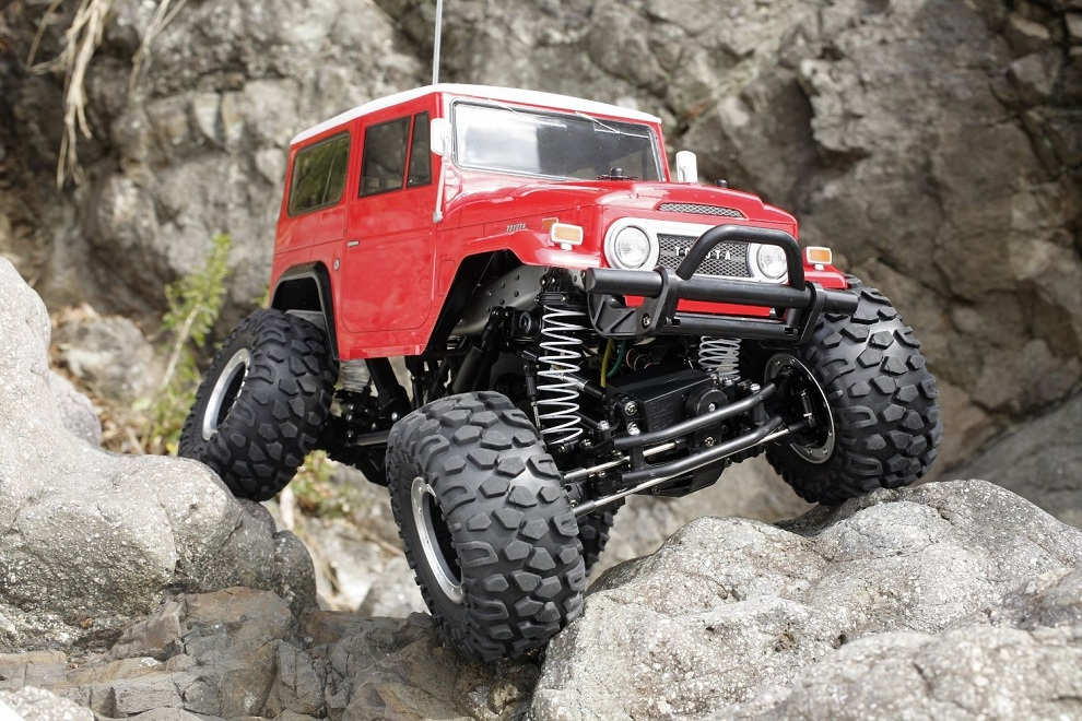 Tamiya RC Toyota Land Cruiser (1)