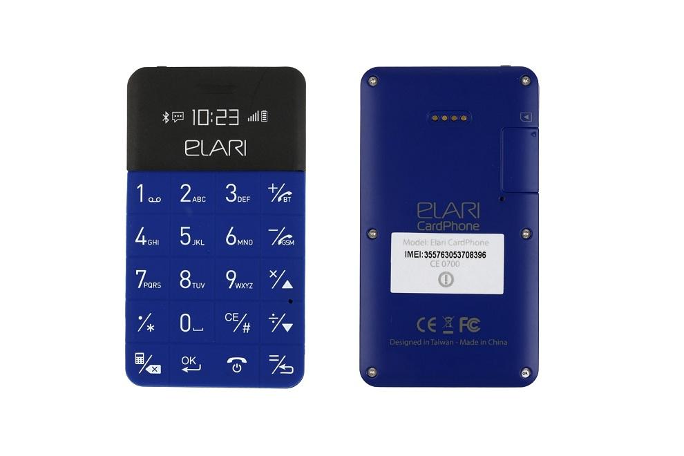 The ELARI CardPhone (2)