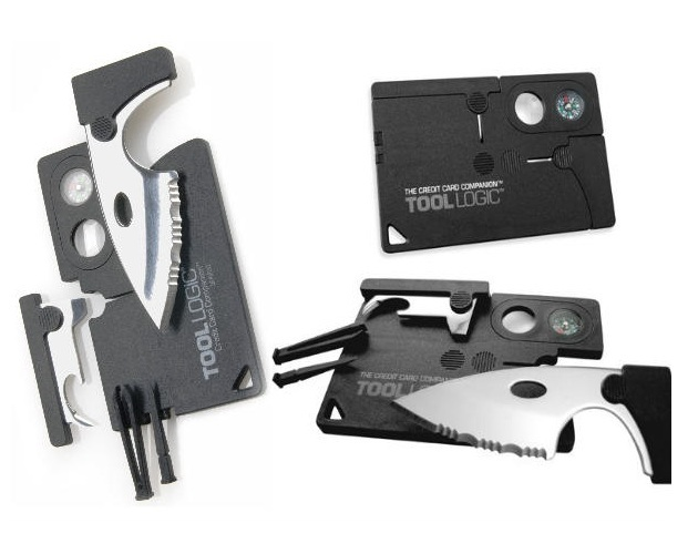 Tool Logic CC1SB Credit Card Companion Multitool (1)