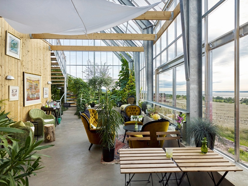 Uppgrenna Nature House in Sweden (2)