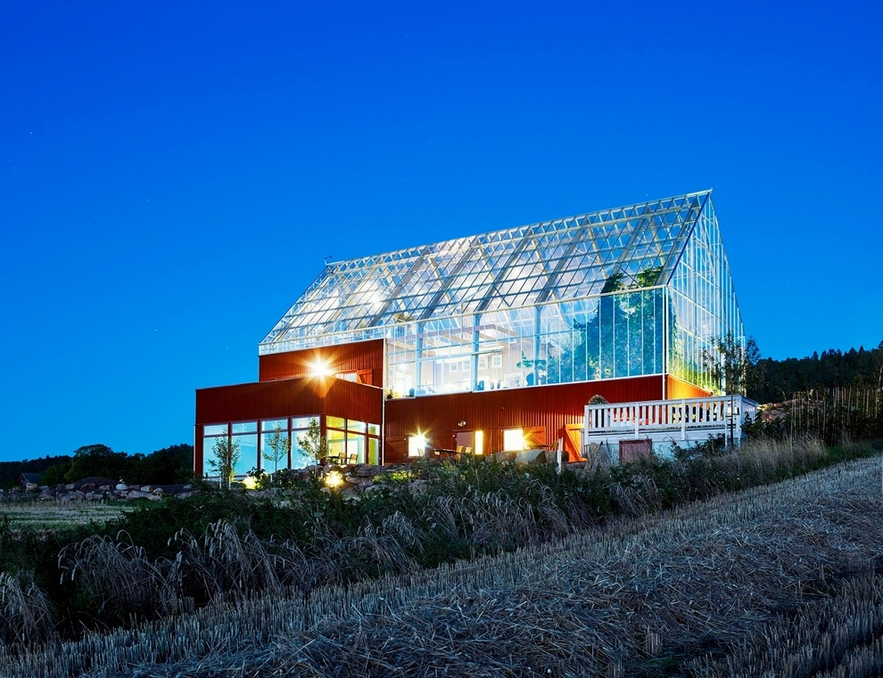 Uppgrenna Nature House in Sweden (3)