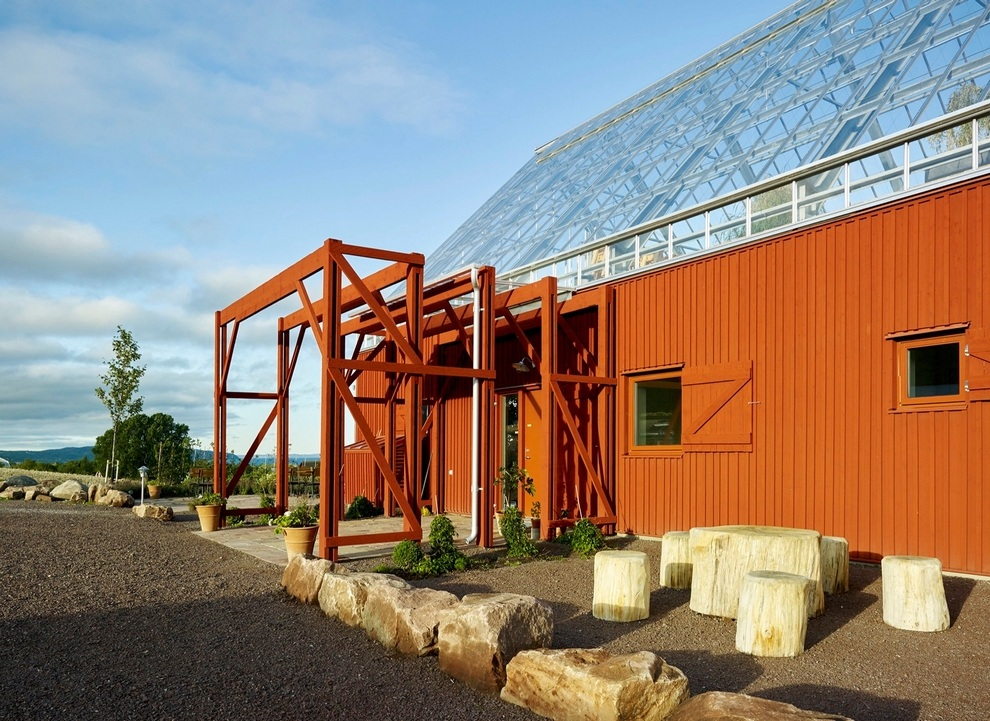 Uppgrenna Nature House in Sweden (4)