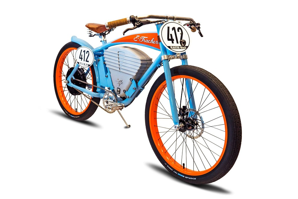 Vintage-Style Electric Bicycles (5)
