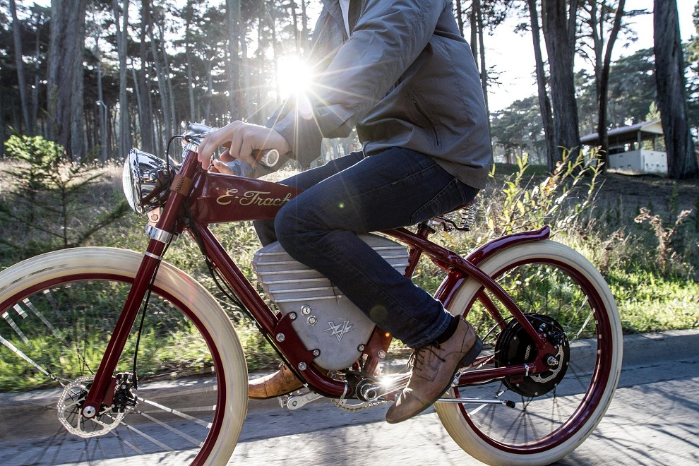 Vintage-Style Electric Bicycles