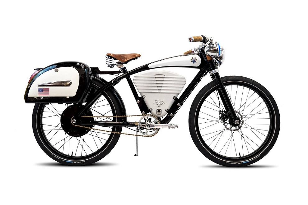 Vintage Style Electric Bicycles For Men Bonjourlife