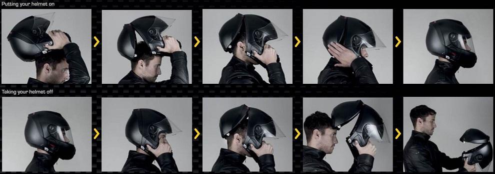 Vozz RS 1.0 Motorcycle Helmet (2)