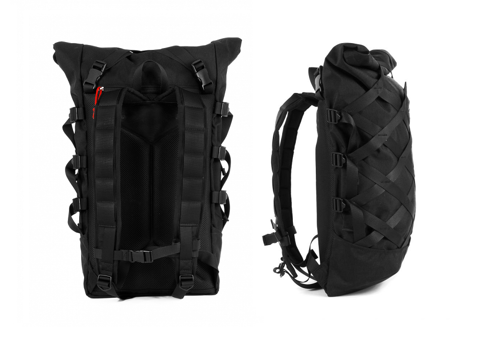 WATER RESISTANT URBAN BACKPACK (2)