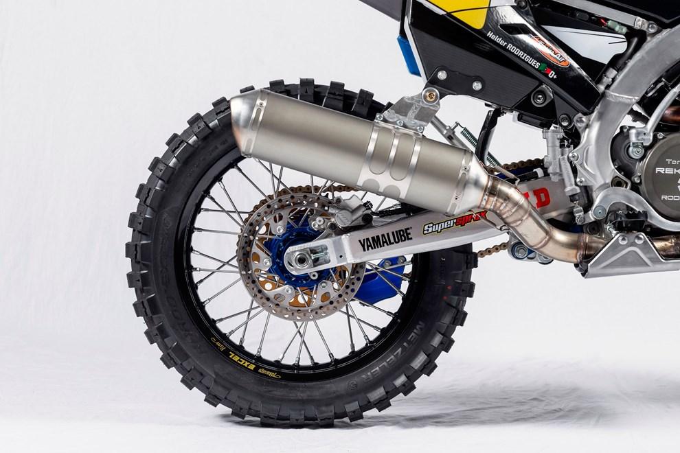 Yamaha WR450F Dakar Rally 2016 Edition (2)