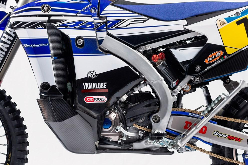 Yamaha WR450F Dakar Rally 2016 Edition (3)