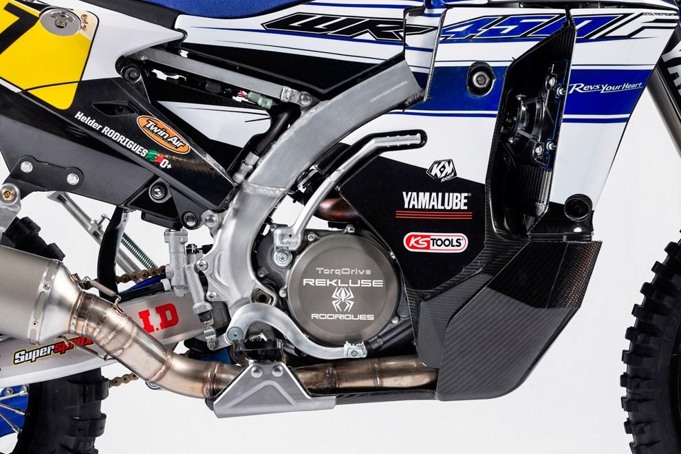 Yamaha WR450F Dakar Rally 2016 Edition (5)