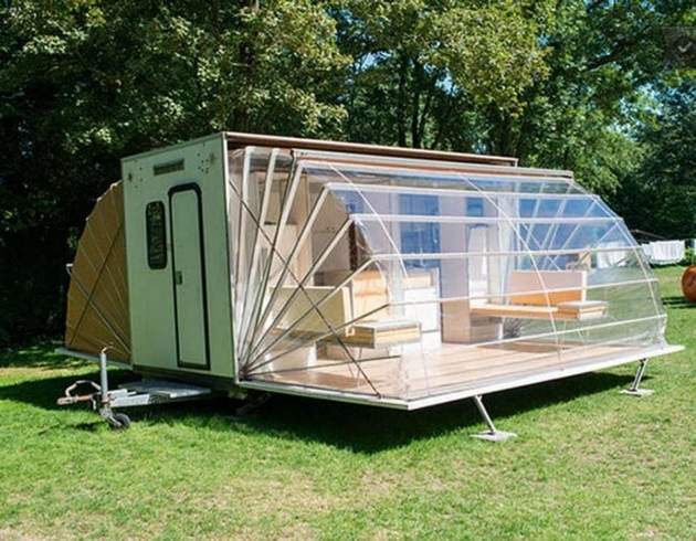 De Markies A Timeless Mobile Home Design Bonjourlife