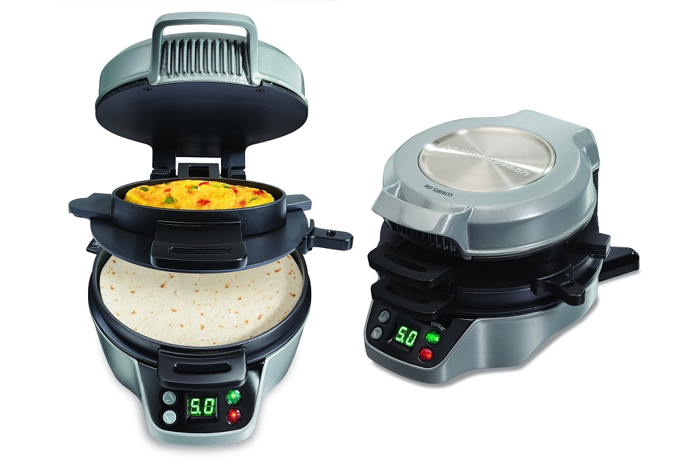 hamilton beach breakfast burrito maker (1)