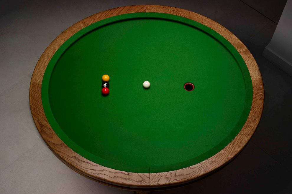 loop the pool round table