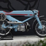 1961 Honda Super Cub Firefly by Deus Japan (1)