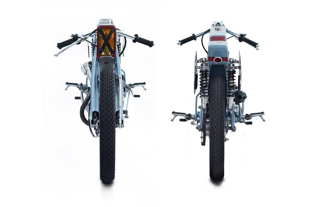 1961 Honda Super Cub Firefly by Deus Japan (3)