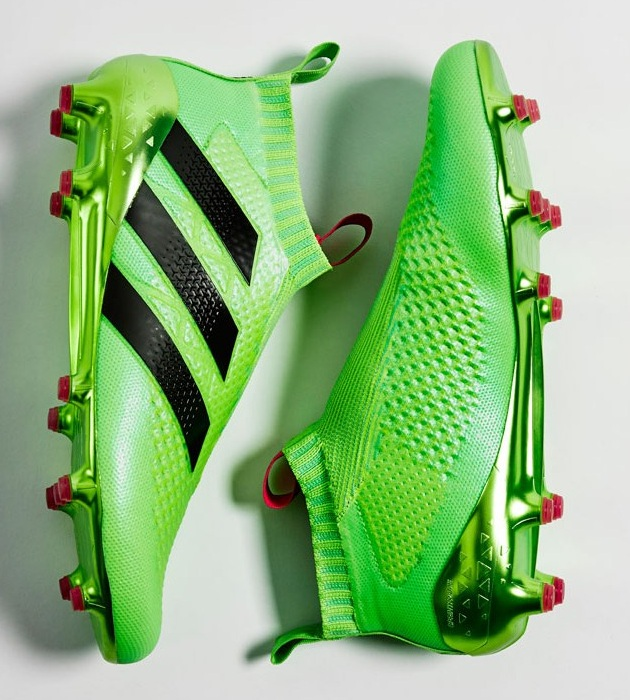 Adidas ACE 16+ Purecontrol Soccer Shoes Ditched Shoelaces (1)