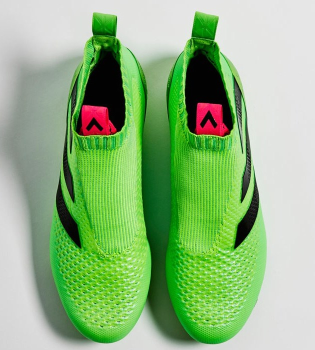 Adidas ACE 16+ Purecontrol Soccer Shoes Ditched Shoelaces (2)