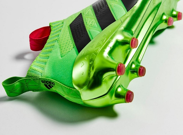 Adidas ACE 16+ Purecontrol Soccer Shoes Ditched Shoelaces (5)