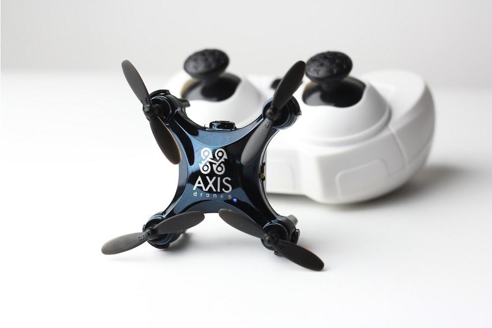 Axis VIDIUS The World's Smallest Camera Drone