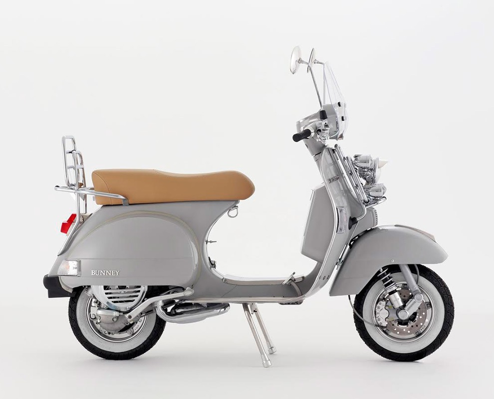 BUNNEY x Vespa Jewelry-Inspired Scooter (2)