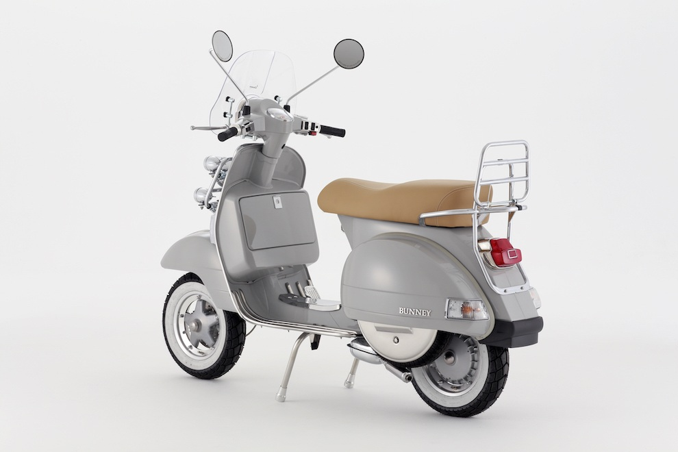 BUNNEY x Vespa Jewelry-Inspired Scooter (7)