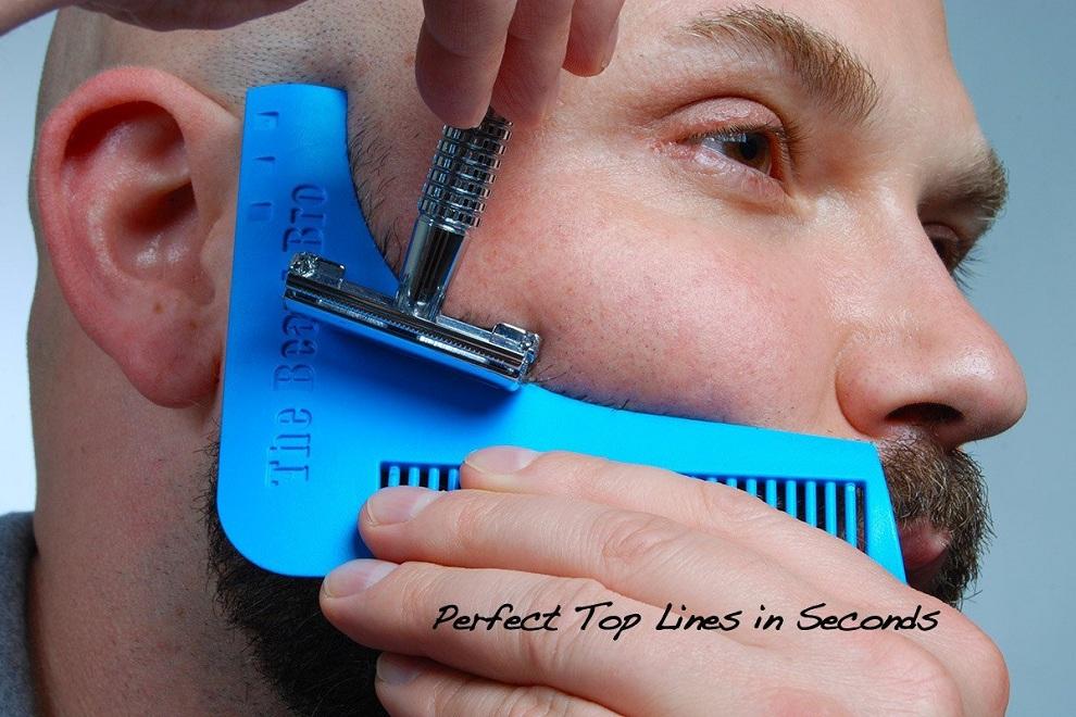 Beard Bro - Beard Shaping Tool (2)