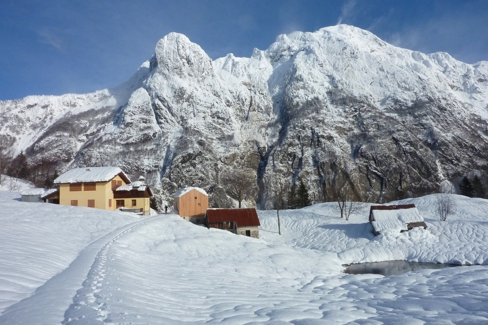 Beautiful Retreat Surrounded by Mountains in Paluzza, Italy (8)