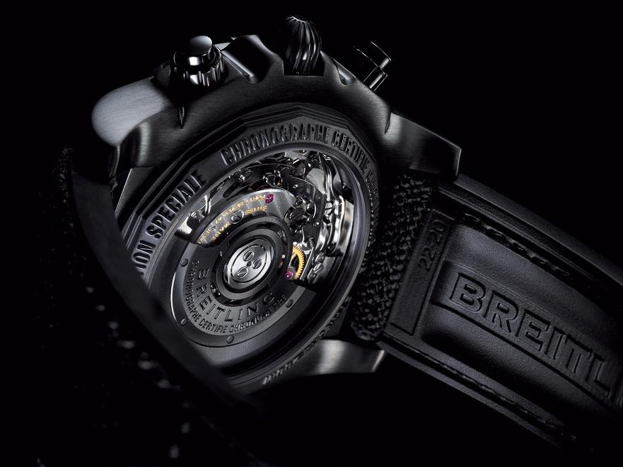 Breitling Chronomat 44 Blacksteel (2)