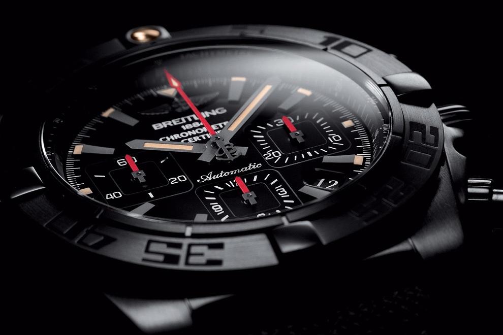 Breitling Chronomat 44 Blacksteel (3)