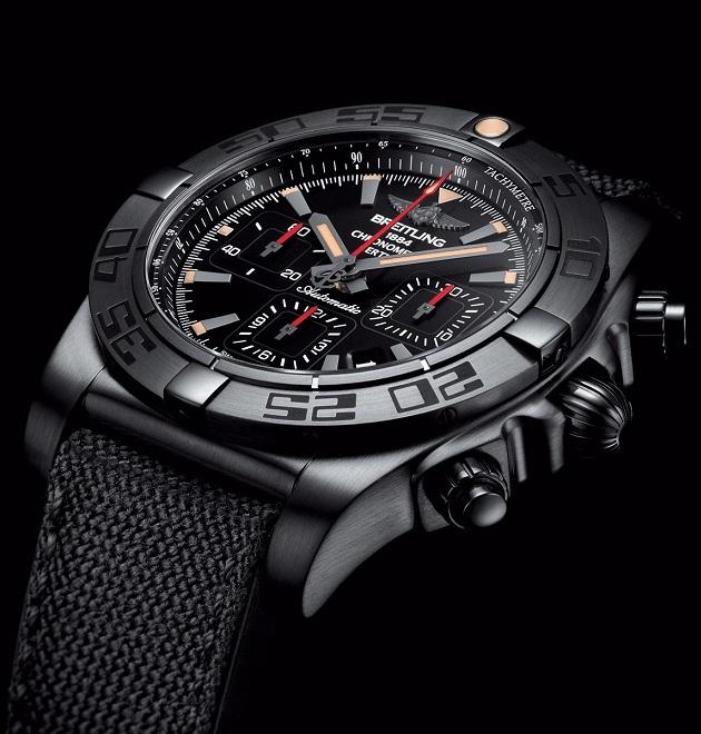 Breitling Chronomat 44 Blacksteel (4)