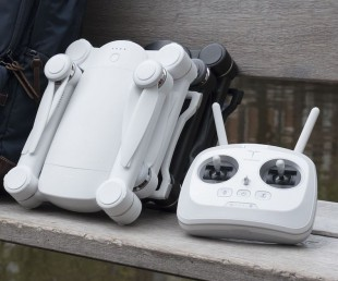 Byrd ProDrone - Folding Drone with 7000mAH Battery (1)
