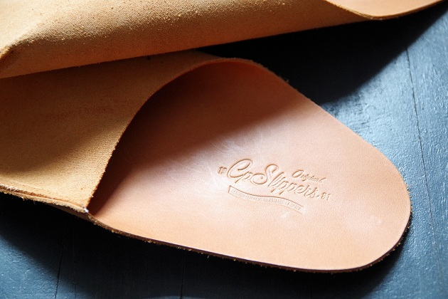 CP Slippers Are Crafted From Single Piece of Leather (2)