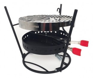 CampMaid Grill & Smoker (1)